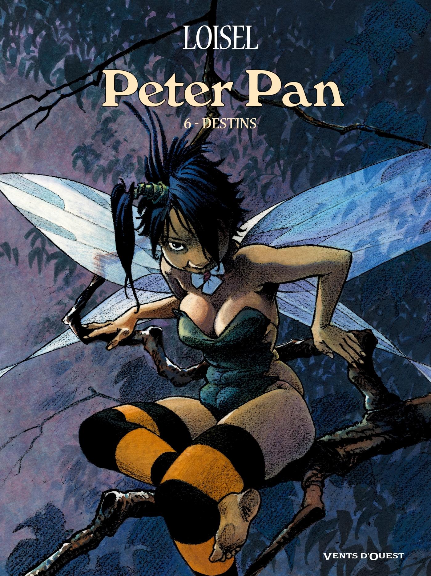 PETER PAN - TOME 06 - DESTINS