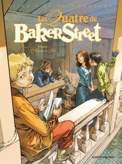 LES QUATRE DE BAKER STREET - TOME 06 - L'HOMME DU YARD