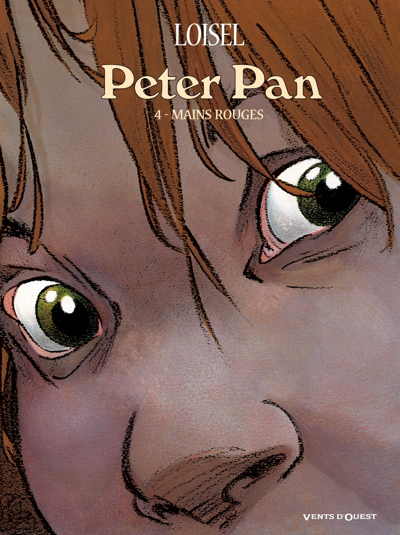 PETER PAN - TOME 04 - MAINS ROUGES