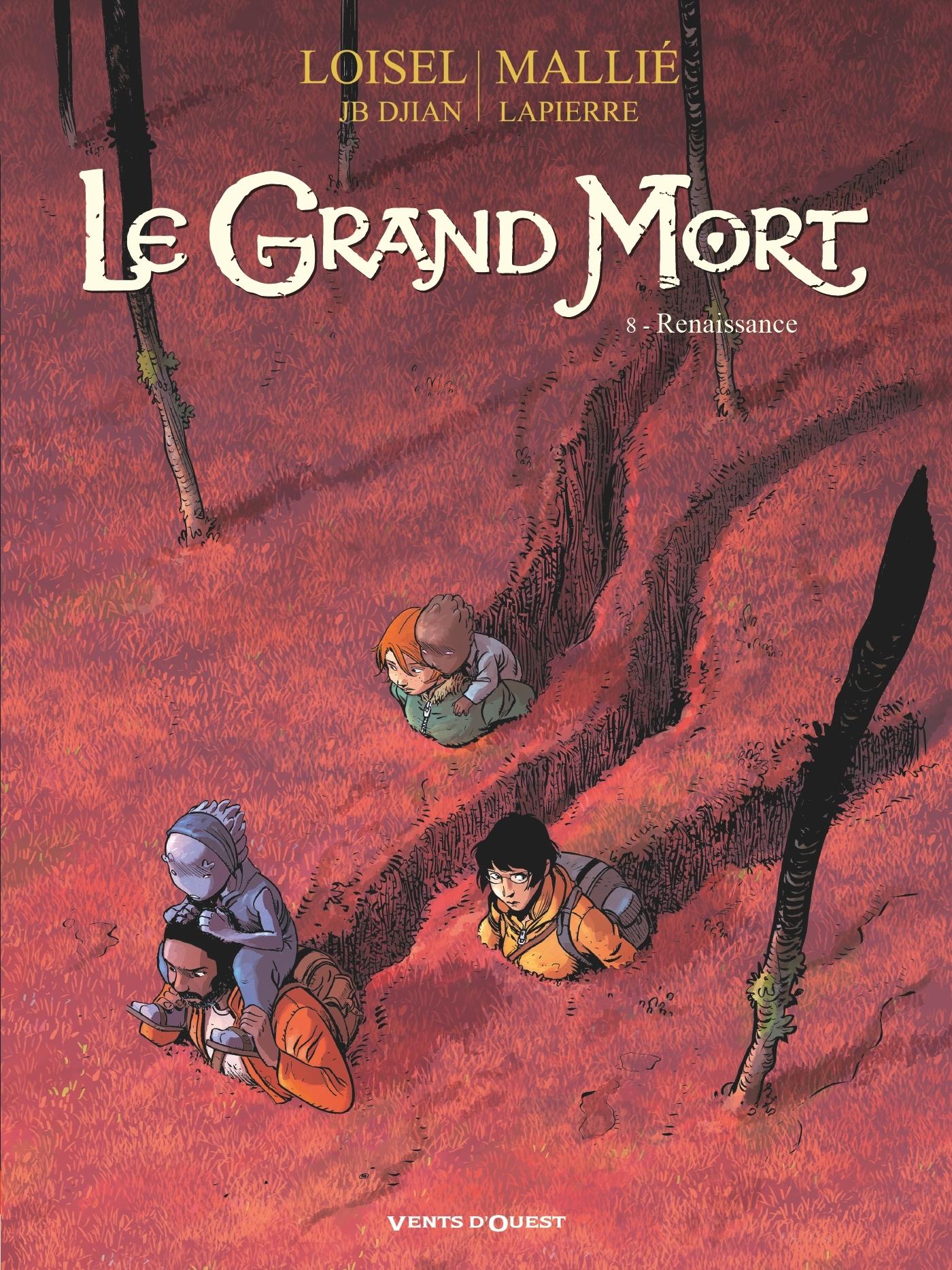 LE GRAND MORT - TOME 08 - RENAISSANCE