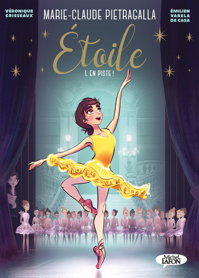ETOILE - TOME 1 EN PISTE ! (BD) - VOL01