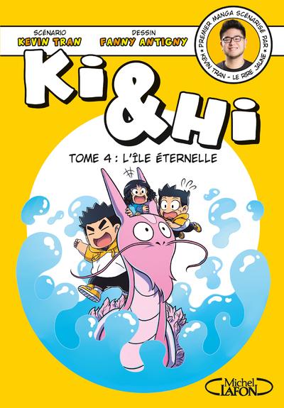 BD - KI & HI - TOME 4 L'ILE ETERNELLE - VOL04