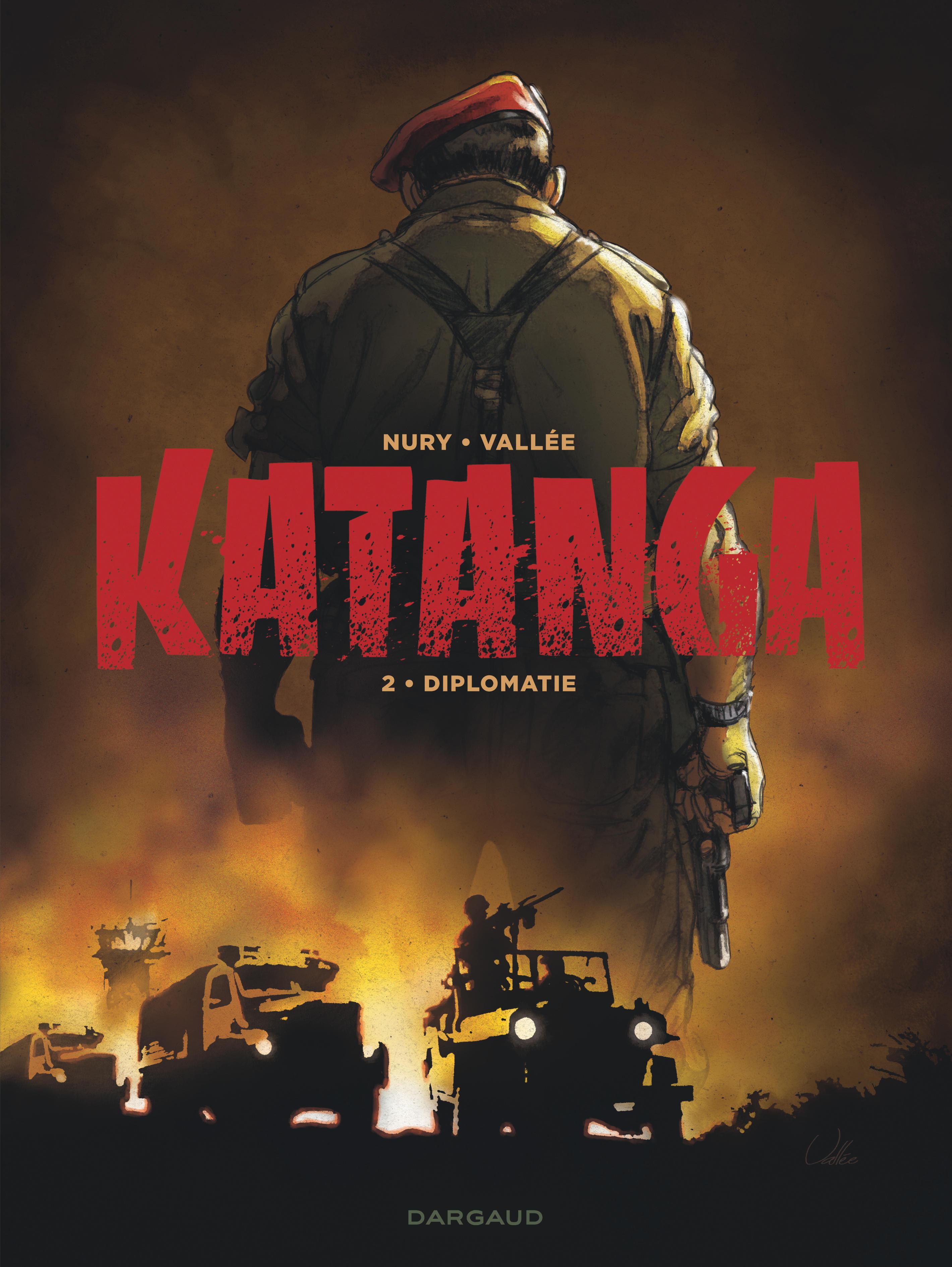 KATANGA - TOME 2 - DIPLOMATIE