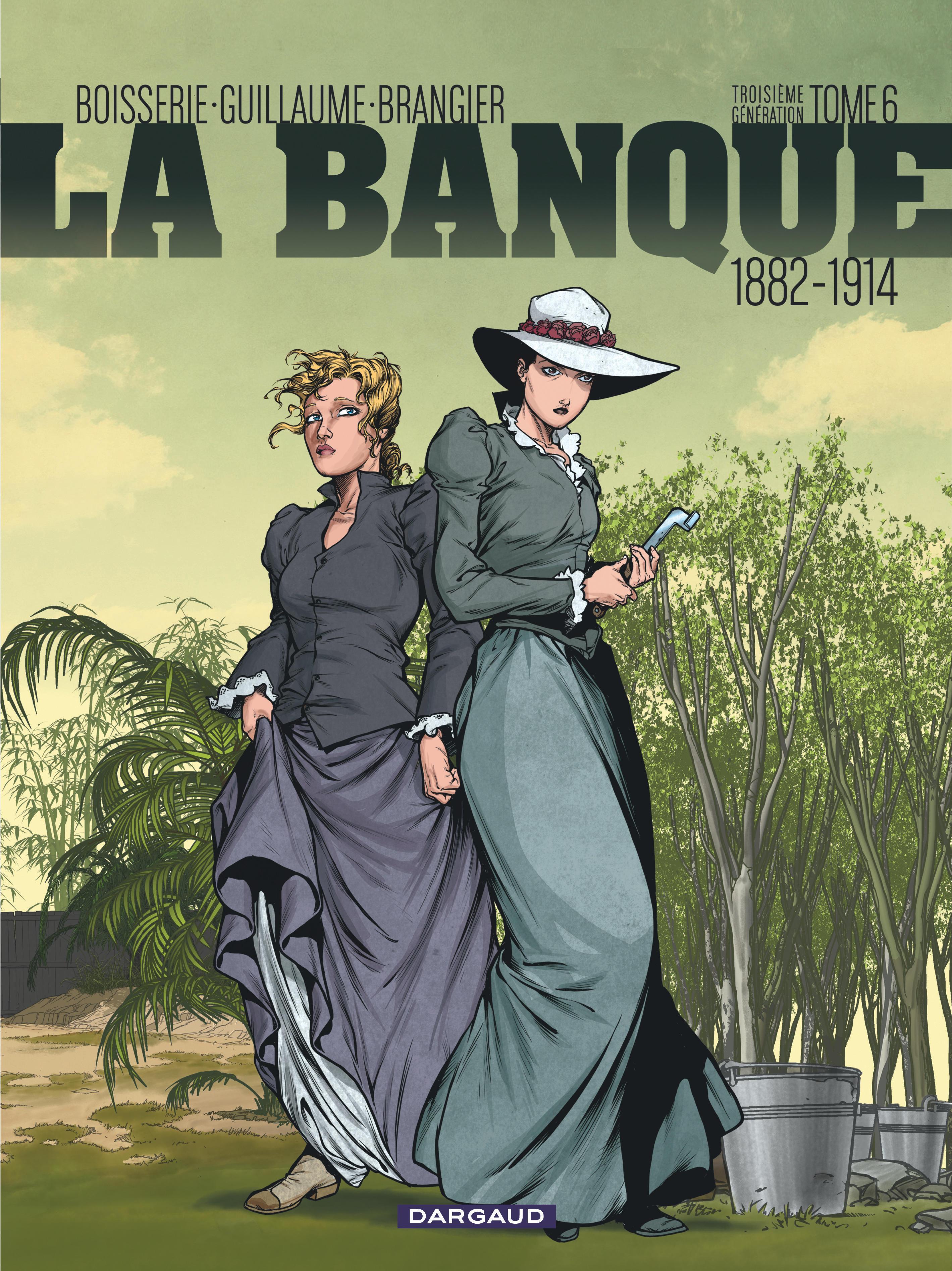 LA BANQUE - T6 - CYCLE 3