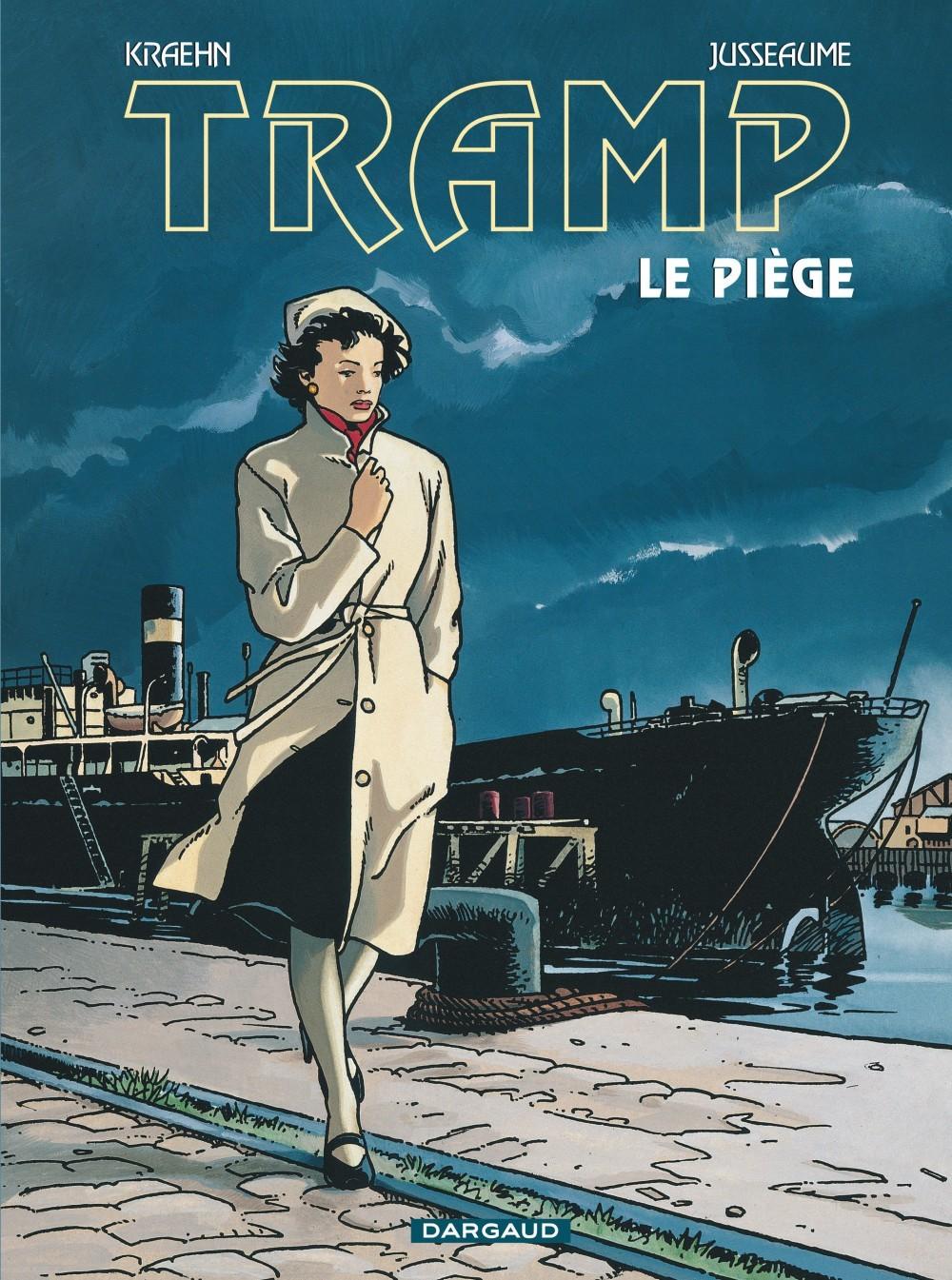 TRAMP - TOME 1 - LE PIEGE