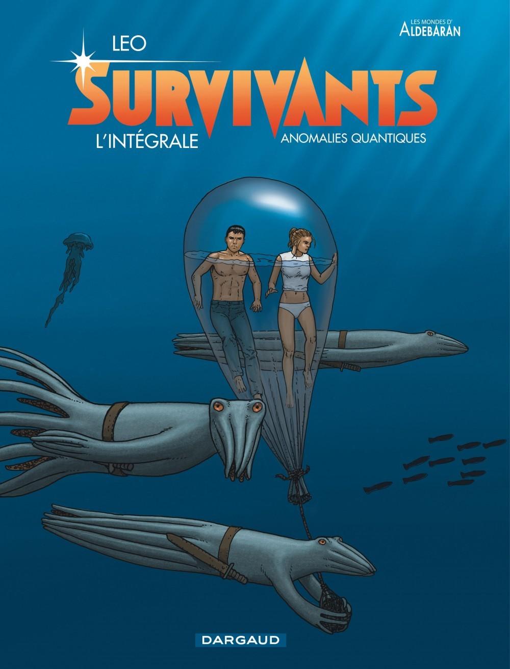 SURVIVANTS INTEGRALE - TOME 0 - SURVIVANTS INTEGRALE