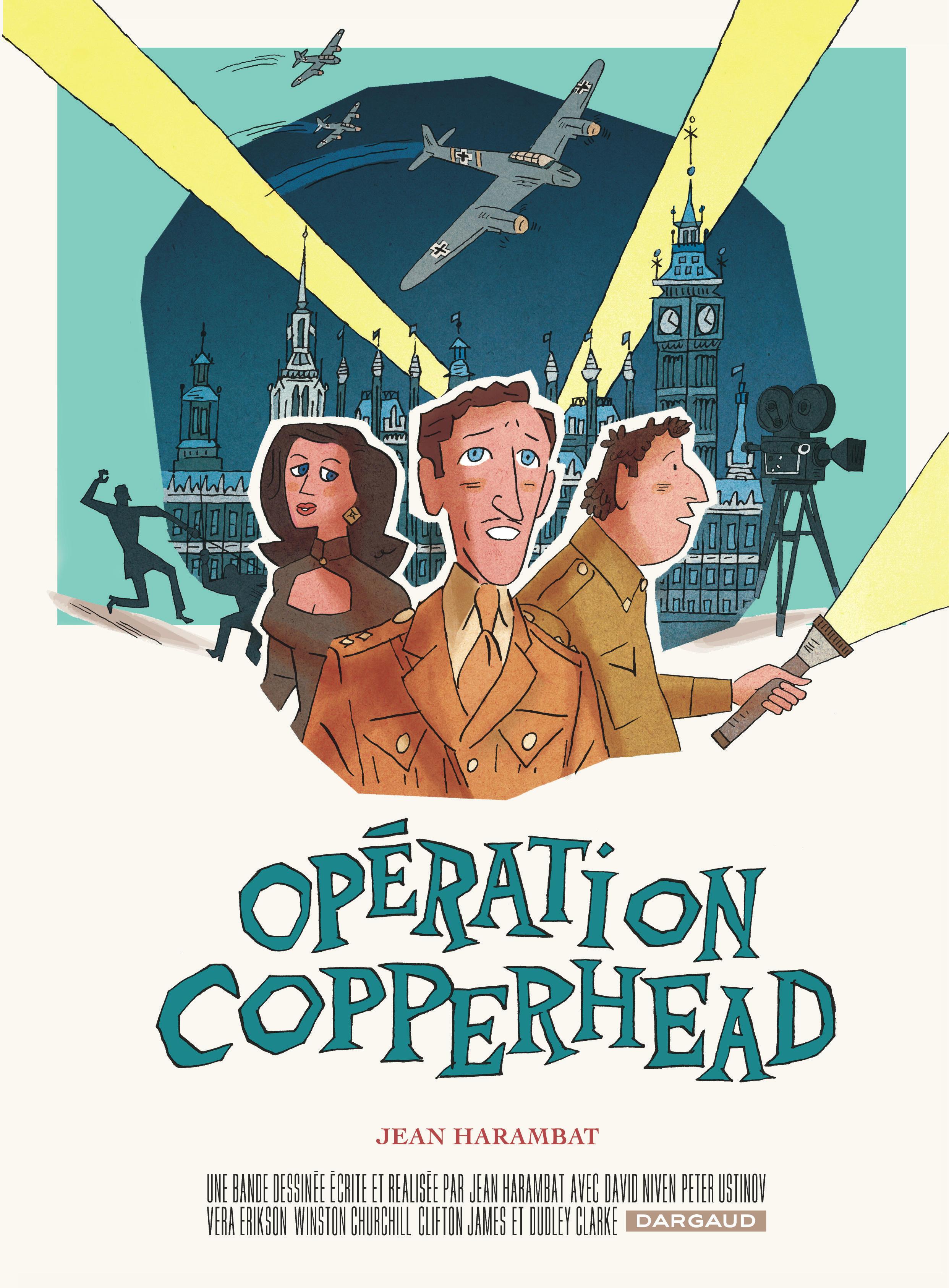OPERATION COPPERHEAD - TOME 0 - OPERATION COPPERHEAD
