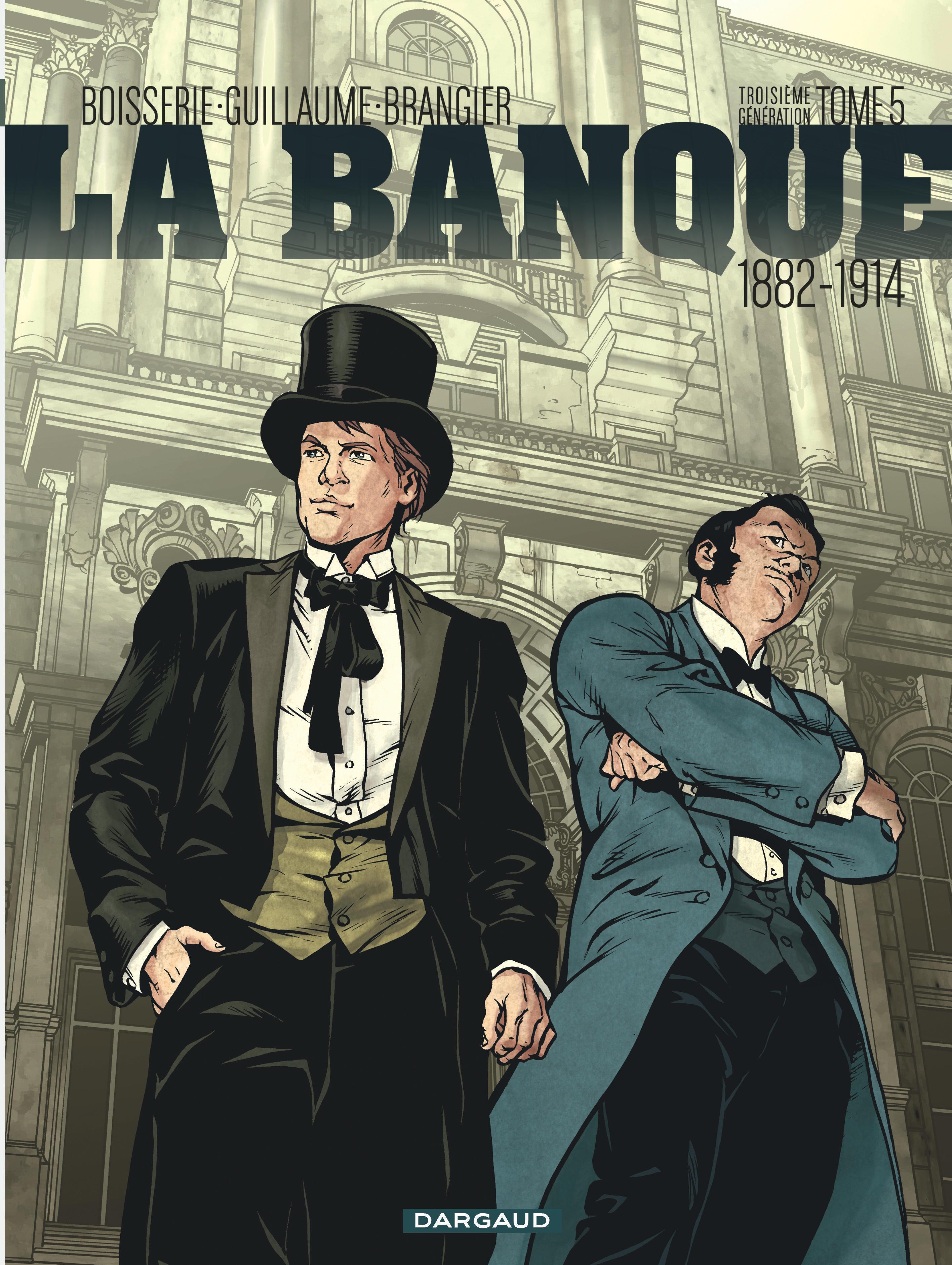 LA BANQUE - T5 - CYCLE 3