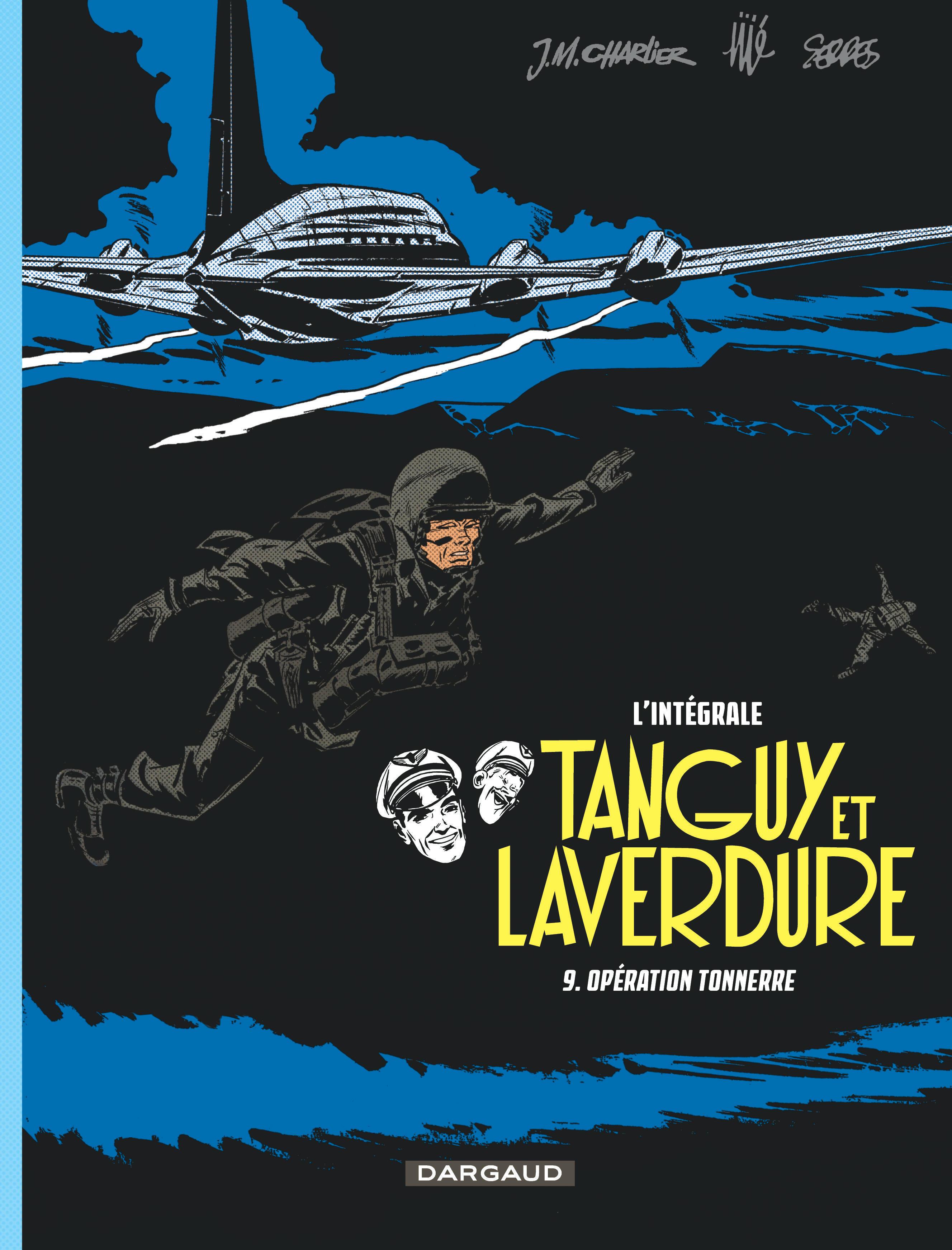 TANGUY ET LAVERDURE (INTEGRALE - T9 - OPERATION TONNERRE