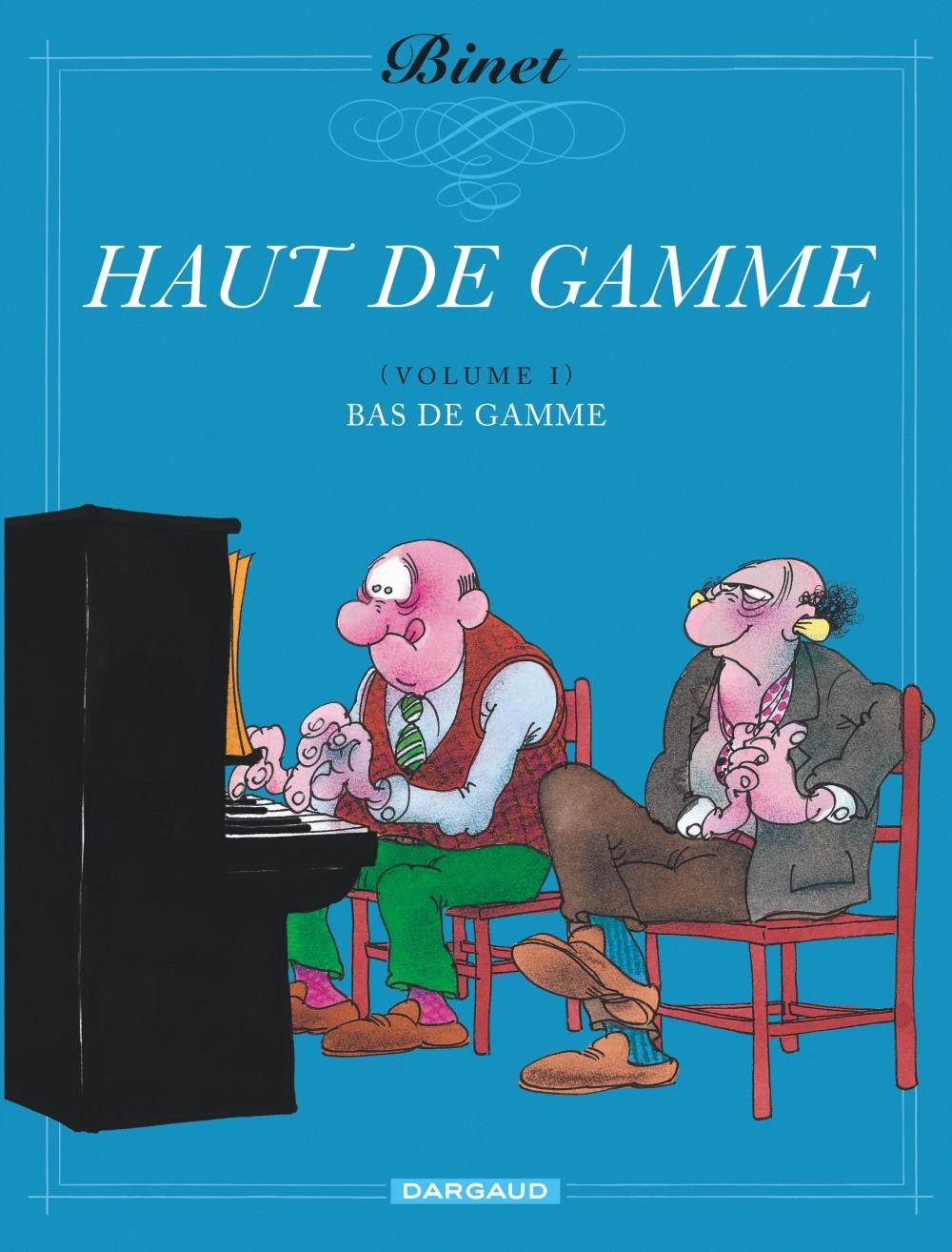 HAUT DE GAMME - TOME 1 - HAUT DE GAMME - TOME 1