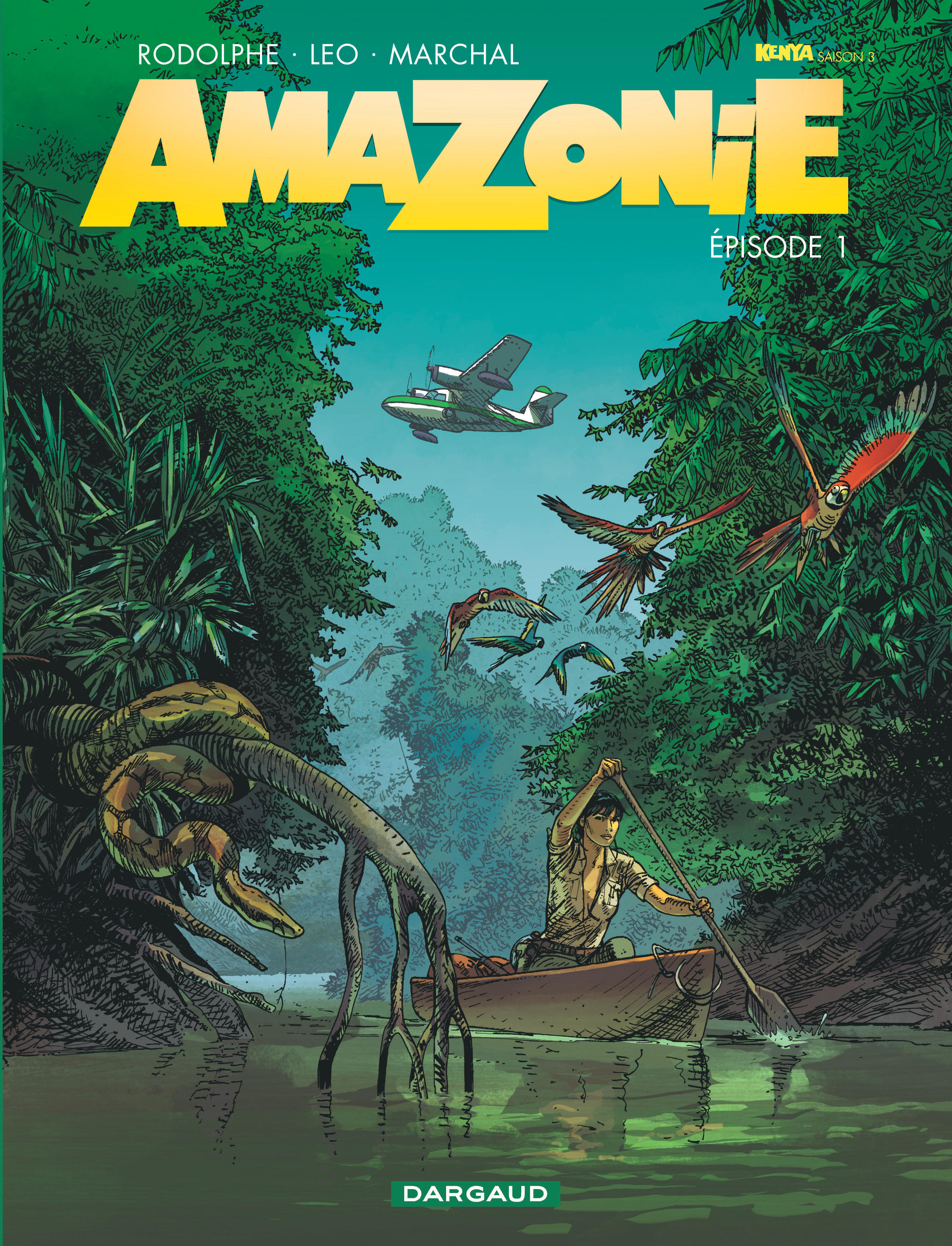 AMAZONIE - TOME 1 - TOME 1