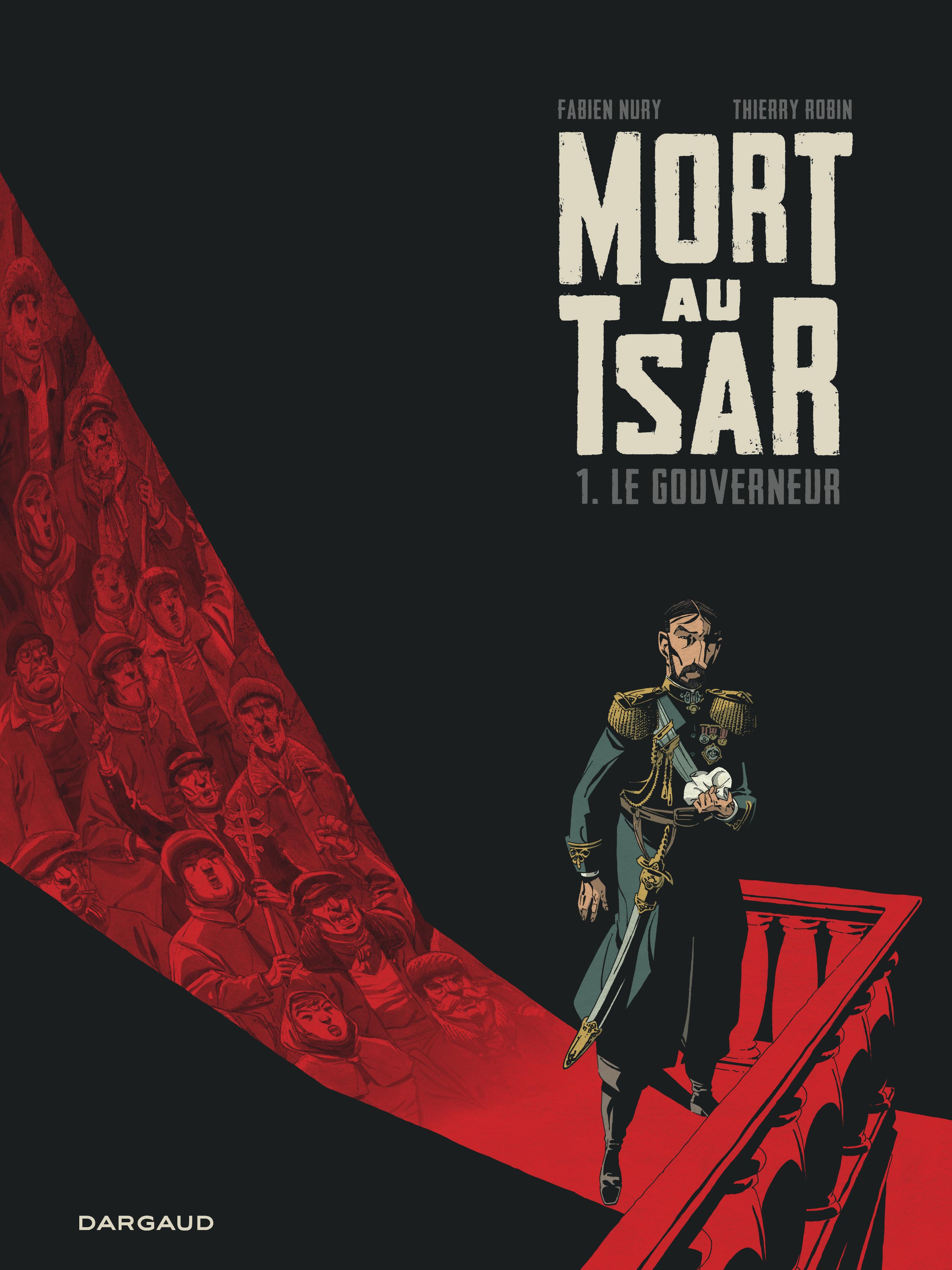 MORT AU TSAR (1) - T1
