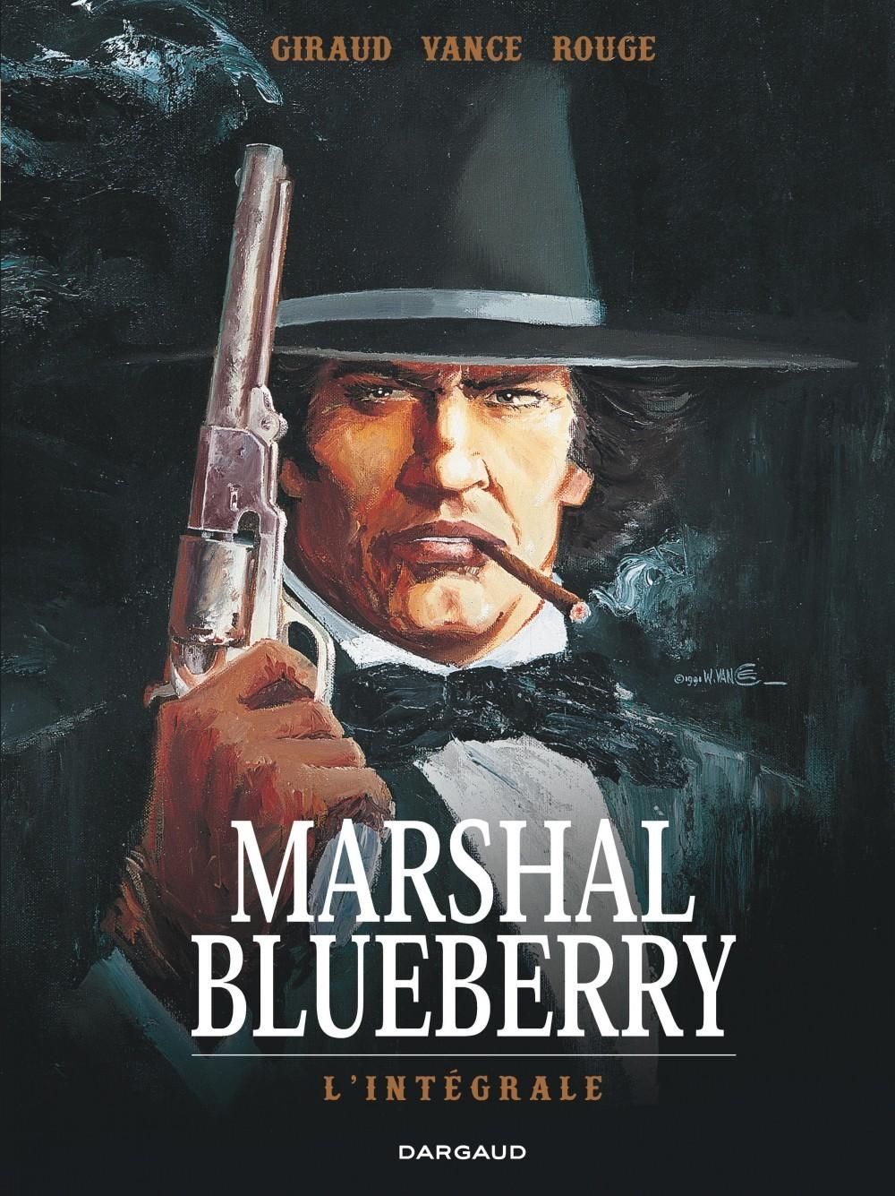 MARSHALL BLUEBERRY - MARSHAL BLUEBERRY INTEGRAL