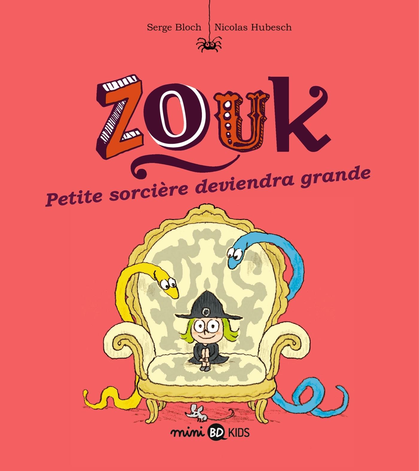 ZOUK, TOME 12 - PETITE SORCIERE DEVIENDRA GRANDE