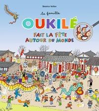 La famille Oukilé fait la fête autour du monde