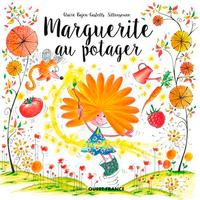 Marguerite au potager