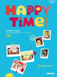 Happy time ! CE2, Fichier pupil's book