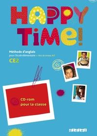 Happy time ! CE2, Coffret CD audio + DVD classe