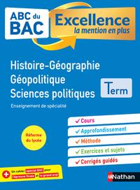 ABC du BAC Excellence Histoire-Géographie Géopolitique, Sciences politiques Term