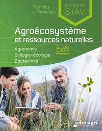Agroécosystème et ressources naturelles Bac techno STAV
