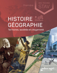 Histoire Géographie 1re Bac technologique STAV