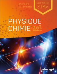 Physique Chimie 1re et terminale BAC technologique STAV