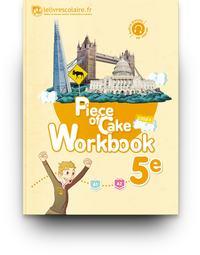 Piece of cake Anglais 5e, Cahier d'activités