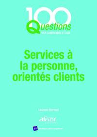 Services à la personne, orientés clients