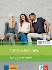 NETZWERK NEU - LIVRE + CAHIER A2.2