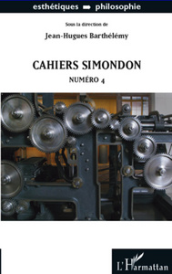 Cahiers Simondon