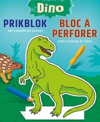 Dino bloc à perforer