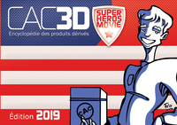 CAC3D 2019 SUPER HEROS MOVIE