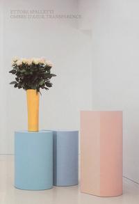 Ettore Spalletti - Ombre d'azur, transparence