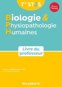 Biologie et physiopathologie humaines Tle ST2S, Livre du professeur