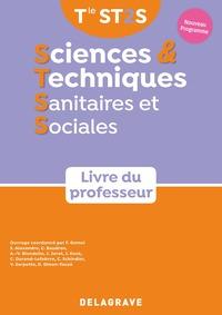 Sciences et Techniques Sanitaires et Sociales  Tle ST2S, Livre du professeur