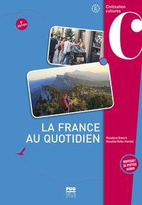 LA FRANCE AU QUOTIDIEN - 5E  EDITION