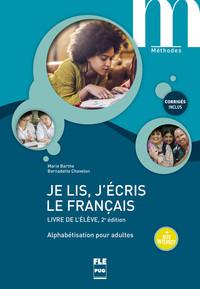 Je lis, j'écris le français- Livre de l'élève
