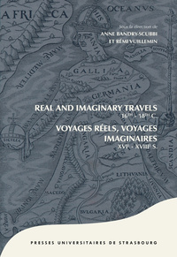REAL AND IMAGINARY TRAVELS 16TH-18TH CENTURIES.  VOYAGES REELS, VOYAGES IMAGIN