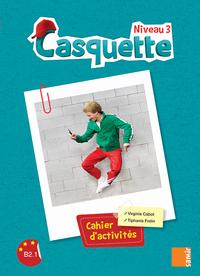 Casquette - Cahier d'activités Niveau 3