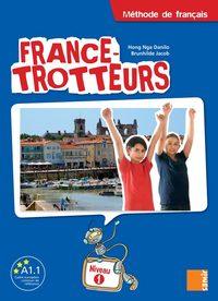 France-Trotteurs - Livre Niveau 1