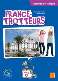 France-Trotteurs - Livre Niveau 3