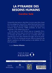 LA PYRAMIDE DES BESOINS HUMAINS