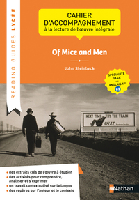 Reading guide - Of Mice and Men