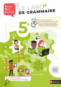 Terre des lettres Français 5e, Cahier d'activités
