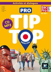 Pro tip-top 1re, Tle Bac Pro, CD Audio