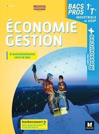 Economie Gestion - Ressources + 1re, Tle Bac Pro, Livre de l'élève