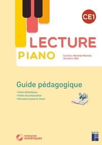 Lecture Piano CE1, Guide pédagogique