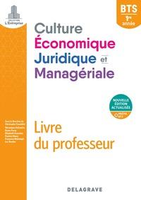 Culture économique, juridique et managériale CEJM 1re année BTS 2020