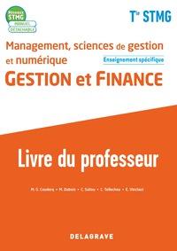 Gestion et Finance enseignement spécifique Tle STMG, Livre du professeur