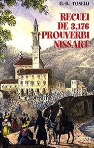 Recueil de 3176 proverbi nissart
